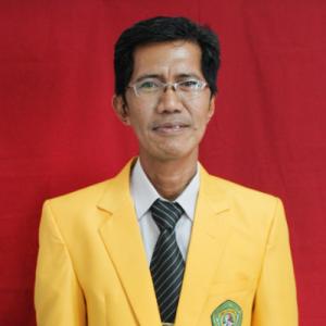 Isriansyah, S.Pi, M.Si.  Wakil Dekan Bidang Kemahasiswaan dan Alumni